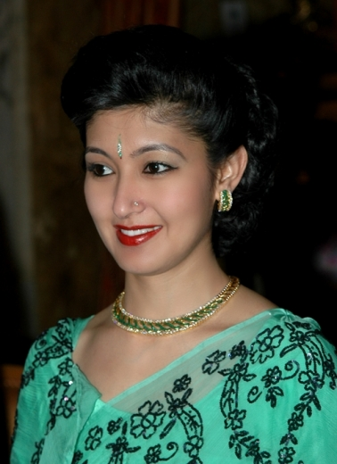 Crown Princess Himani Shah The Nepali Kohinoor Lovemynepal